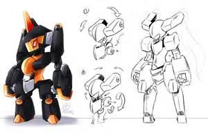 Sketch Robot Design
