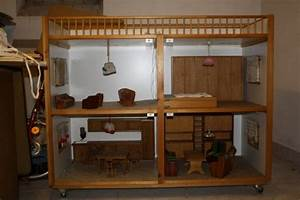Barbiehaus Aus Holz : kinderzimmer 39 barbiehaus 39 unser zuhause zimmerschau ~ Orissabook.com Haus und Dekorationen