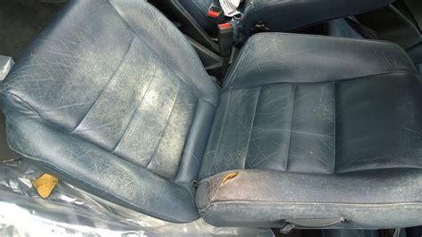 restauration cuir siege auto honda civic sofolk