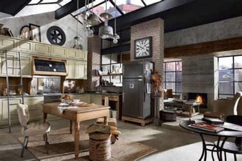 cocinas rusticas  imagenes  ideas de diseno