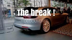 Porsche Panamera Break : porsche fait le break panamera sport turismo cars passion ~ Gottalentnigeria.com Avis de Voitures