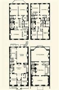 townhouse design plans the gilded age era vincent astor townhouse