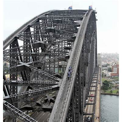 File:BridgeClimb on Sydney Harbour Bridge jjron 02.12