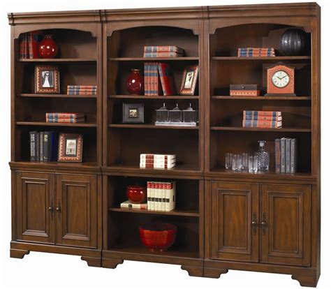 Home Furniture Bookshelves by Bookcase With 2 Doors By Aspenhome Wolf Furniture