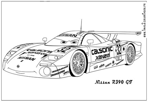 Audi R8 Free Coloring Pages