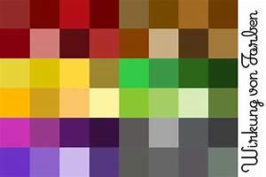 Wirkung Von Farben In Räumen : wand bunt streichen ideen f r farbige w nde so wirken ~ Lizthompson.info Haus und Dekorationen