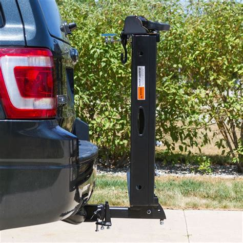 power wheelchair rack 400lb hitch mobility carrier with
