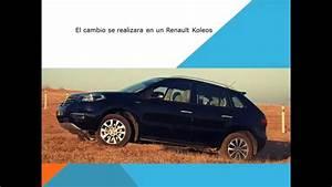 Renault Koleos Como Cambiar Filtro Habitaculo Filtro Aire