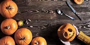 Une Citrouille Pour Halloween : 15 id es pour d corer une citrouille pour halloween ~ Carolinahurricanesstore.com Idées de Décoration