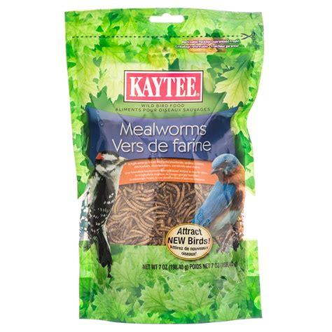 kaytee kaytee mealworms wild bird food wild bird food