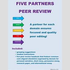 25+ Best Ideas About Peer Review On Pinterest  Positive Feedback, Group Work Rules And Writing