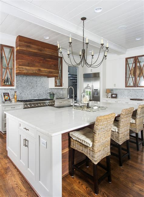 range cover kitchen transitional with wood vent kitchen farmhouse with white subway tile