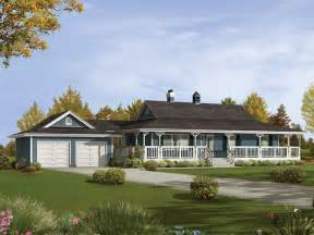 Stunning Ranch Home With Wrap Around Porch Photos by Wrap Around Porch Ranch Home Plans Home Design And Style