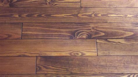 southern yellow pine unfinished pic shows stain