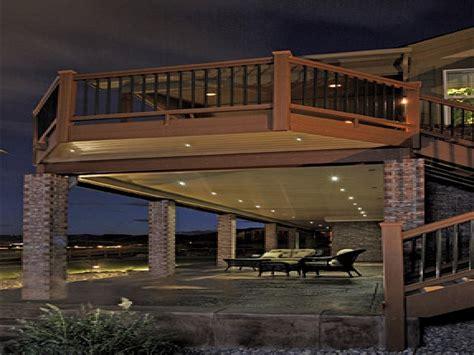 deck lighting ideas photos deck lighting ideas to get romantic warm and cozy atmosphere homestylediary com