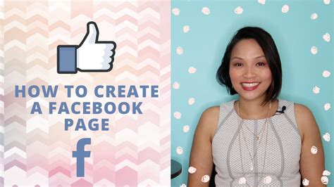 how to make a fan page on instagram how to create a facebook page sara nguyen