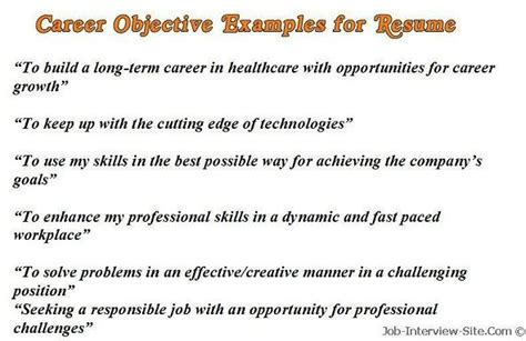 Goal Quotes For Resumes by 25 Best Ideas About Resume Objective Exles On Objective For Resume