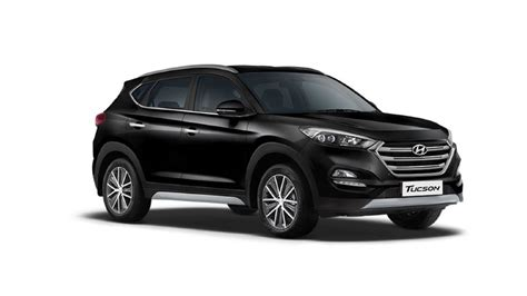 hyundai tucson phantom black colour tucson colours