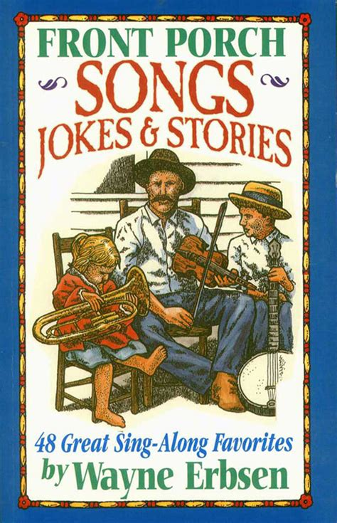 front porch songs jokes stories book damaged