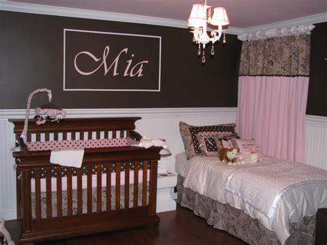 Simple Baby Girl Nursery Decorations