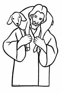 Good Shepherd Clipart - Clipart Suggest