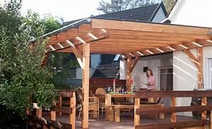 grillplatz aus holz selber bauen terrassenberdachung With katzennetz balkon mit gardener grill