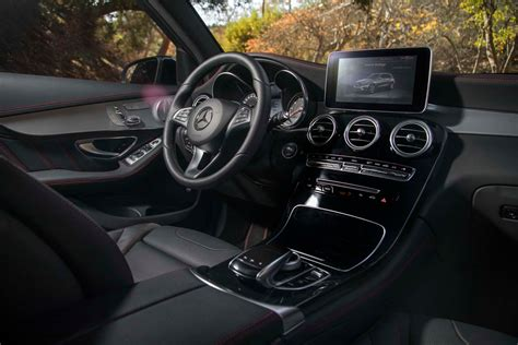 mercedes jeep 2016 interior 2017 mercedes benz glc class reviews and rating motor trend