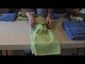 bathroom towel folding ideas how to tie towels to impress your clients