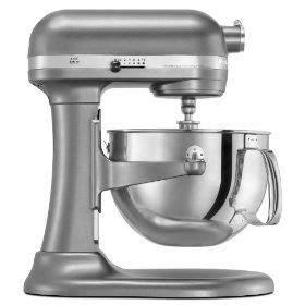 Kitchenaid Mixer Directions by 6 Quart Kitchenaid Professional Series Stand Mixer Just