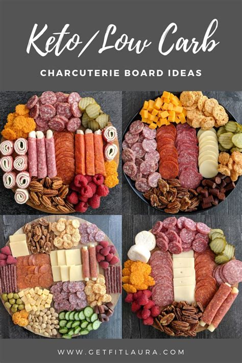 carb charcuterie board recipe party food platters