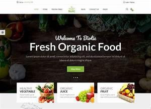 47 Best Agriculture Website Templates Free  U0026 Premium