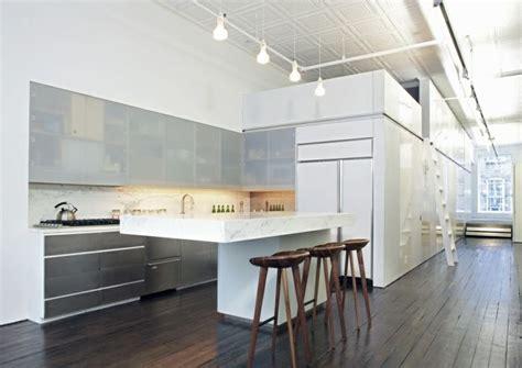 Wohnzimmer Mit Offener Küche Modern by 1001 Ideen Zum Thema Offene K 252 Che Trennen Haus Offene