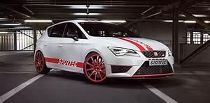 Seat Ibiza Cupra Tuning : sportec sr 350 veredelter leon cupra 280 im test ~ Kayakingforconservation.com Haus und Dekorationen