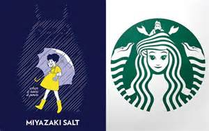 10 Famous Logos Re-imagined With Animated Characters By