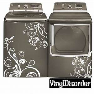 25 best ideas about painted washer dryer on pinterest With best brand of paint for kitchen cabinets with custom yeti stickers