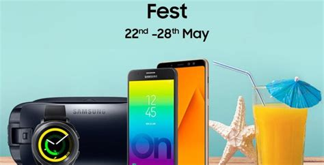 samsung products given discounts in india summer sale