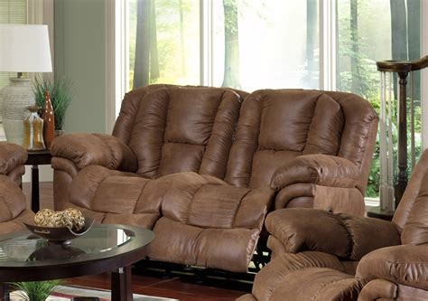contour rocker reclining love seat  tanner fabric cover