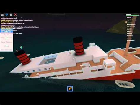 Sinking Ship Simulator Roblox by Must Escape The Ship Roblox Sinking Ship Simulator