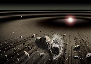 ESA Science & Technology: Planetesimals forming around a star