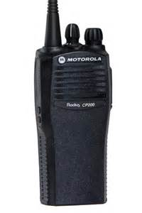 Motorola CP200 UHF Radio