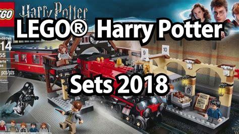 neue lego sets 2018 lego hogwarts express 75955 hogwarts 75953 etc neue harry potter sets