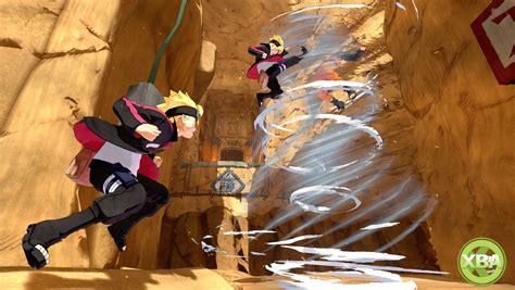 Naruto To Boruto Shinobi Striker Trailer Shows Intense