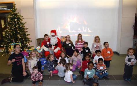 Do you work at clarkson college? Clarkson University Children Donate Toys to Potsdam ...