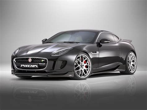 Piecha Design Takes Control of the Mighty Jaguar F-Type R | Jaguar f type, Jaguar, Jaguar car