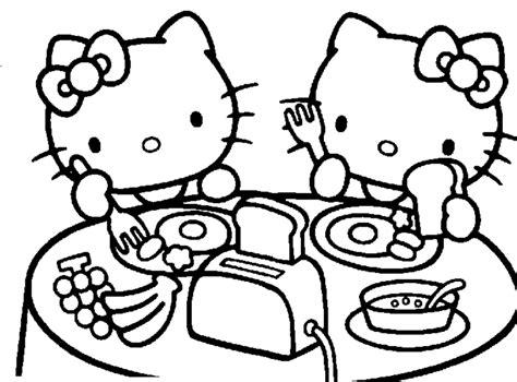 Ausmalbilder Hello Kitty 28
