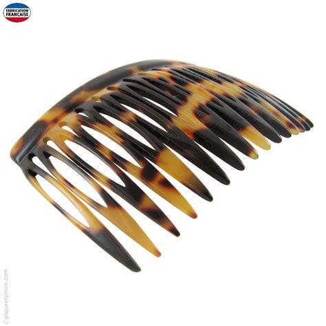peigne cheveux accessoire cheveux classique ecaille