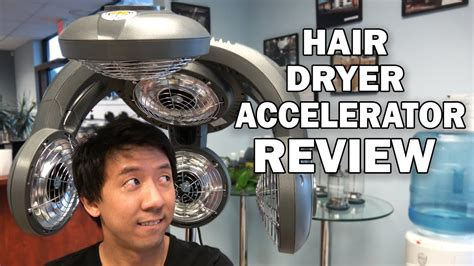 Hair Dryer Accelerator Infrared Hair Color Processor