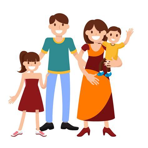 family clipart happy family 183 free image on pixabay