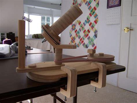 bauplaene fuer wollwickler haspel wooden gear clock plans