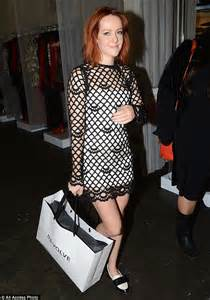 S Jena Online : jena malone in a fishnet mini dress as she hits the shops daily mail online ~ Orissabook.com Haus und Dekorationen